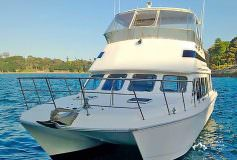 Party Boat Hire Sydney in the Winter